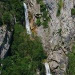 canyon wasserfall