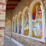 Kunstvolles Mosaik