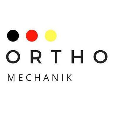 Ortho Mechanik Logo