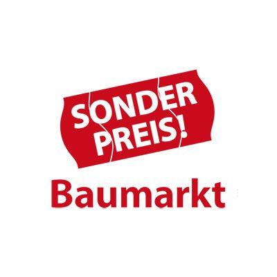 Sonderpreisbaumarkt Logo