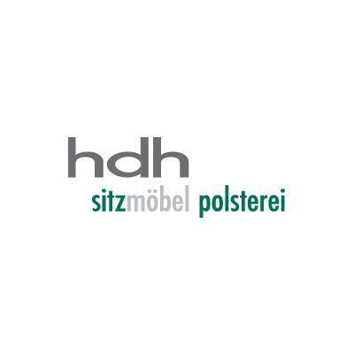 hdh Sitzmöbel Polzterei Logo